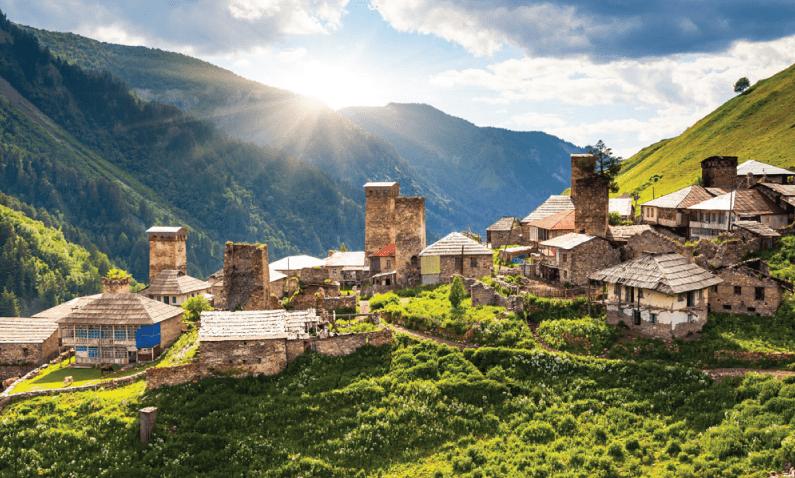 Армения, Грузия, Азербайджан