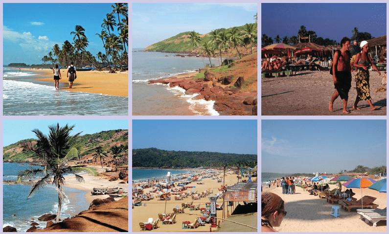 Пътувания до Индия