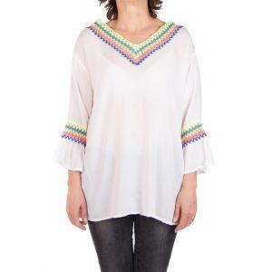 индийска блуза с бродерия