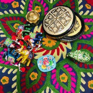 Индийски сувенири, подаръци и дреболии